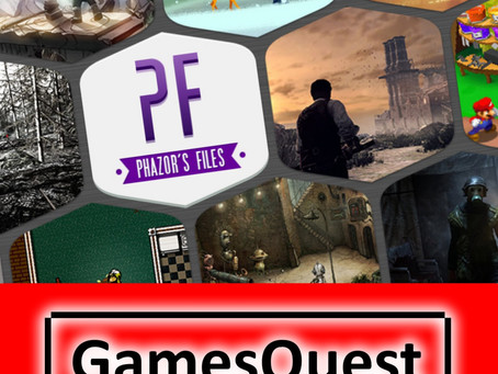 The Hall of Shame - I lay out my backlog as I talk on GamesQuest podcast.