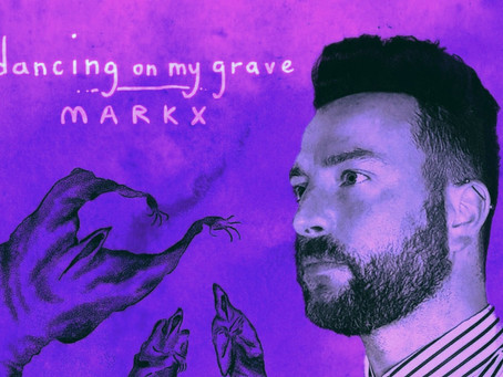 'Dancing On My Grave' Out Now!