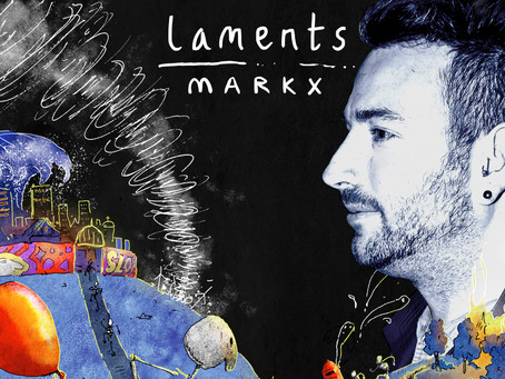 Debut Album 'Laments' Out Now!