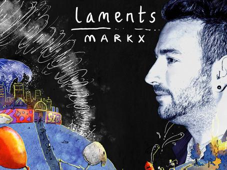 Debut Album 'Laments' Out Now!