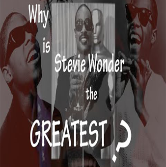 Why Stevie Wonder is the GOAT...