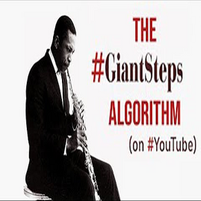 """YouTube's """"Giant Steps"""" overload..."""
