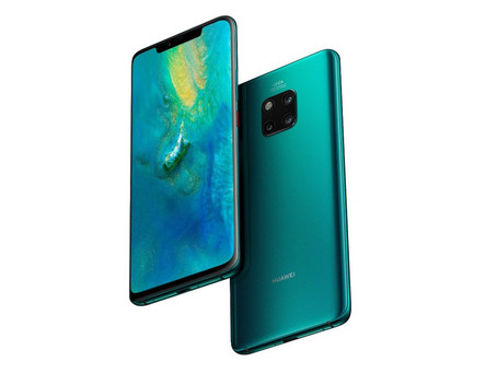vRep mobil nyhed.  Huawei Mate 20 er ankommet.