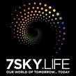 7skylife Rainbow on black final logo-01.