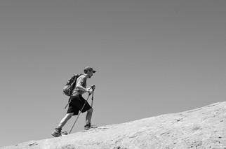 Hiking in Utah, 2021