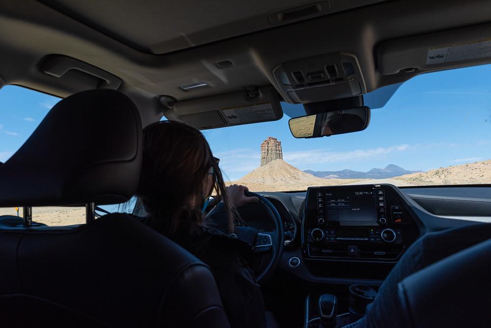 Ute Tribal Mountain Park tour