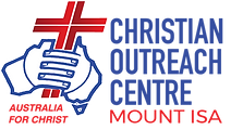 Logo Christian Outreach Centre Mount Isa