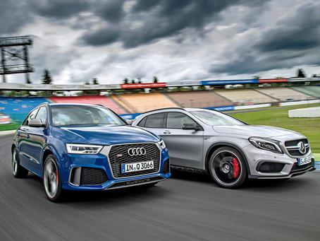 Quand AMG salue Audi