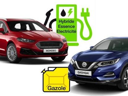 Essence, Diesel ou Hybride ?