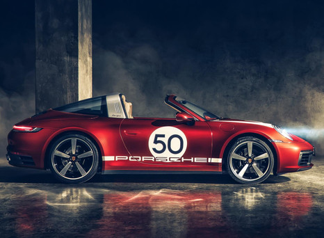 Collection Porsche Heritage