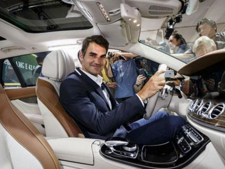 Les voitures de Roger