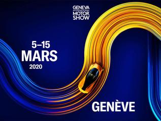 Salon Auto Genève 2020