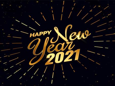 * Bonne année *
