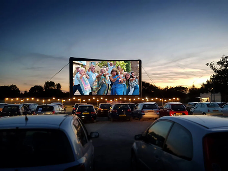 Drive-in musical
