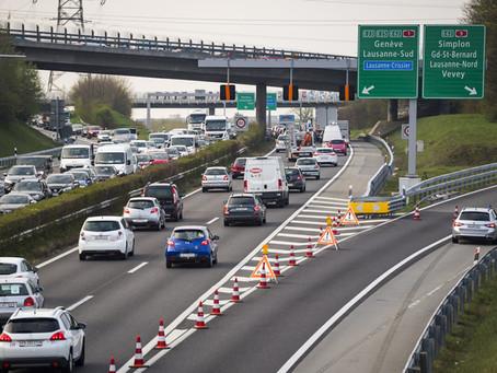 Autoroute Lausanne - Yverdon