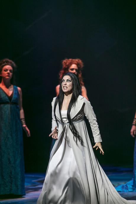Königin der Nacht (Die Zauberflöte) Gothenburg Opera