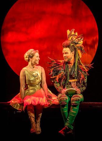 Pamina (Die Zauberflöte) Åbo Svenska Teater.