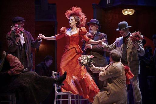 Musetta (La Boheme) Den Jyske Opera