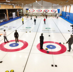 House of Curling - högra delen