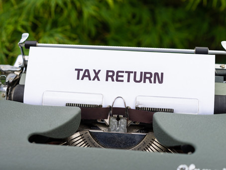 2021 Income Tax Filing Deadline - May 17th