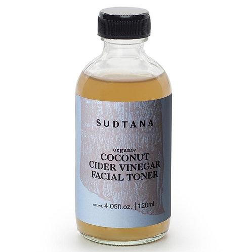 Sudtana - Organic Coconut Cider Vinegar Facial Toner
