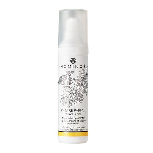 NOMINOË PHILTRE PARFAIT  moisturizing rich face cream