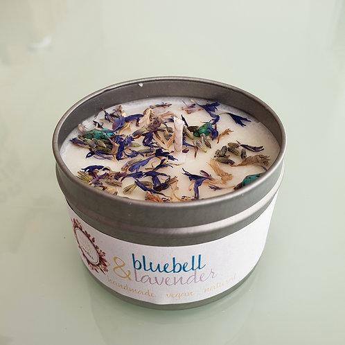 WITCHWOOD Bluebell & Lavender Soy Wax Candle - 100ml