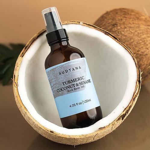 Sudtana - Rich Organic Body Oil