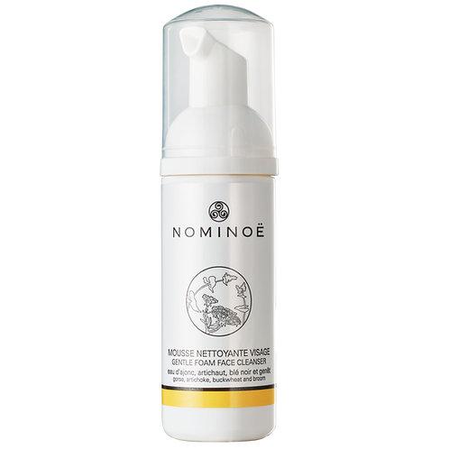 NOMINOË Gentle foam face cleanser travel size