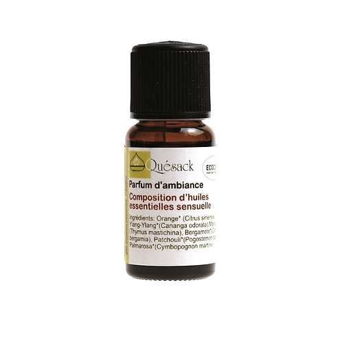 QUESACK - Essential oil blend SENSUAL 15 ml