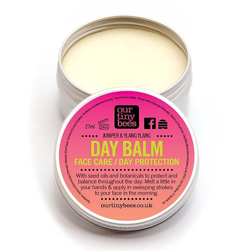 Our Tiny Bees - Day Face Balm