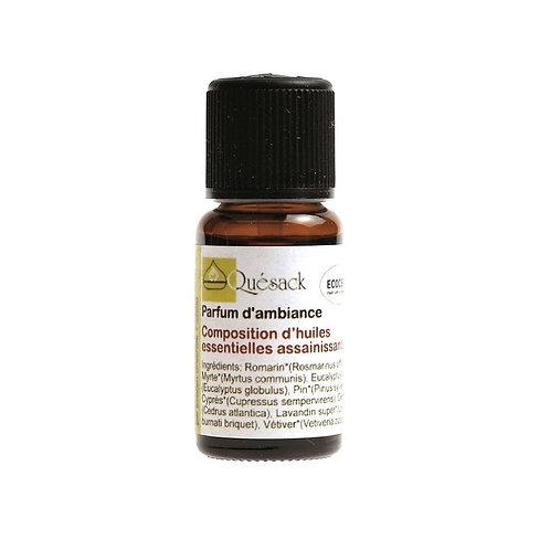 QUESACK - Essential oil blend SANITISING 15 ml