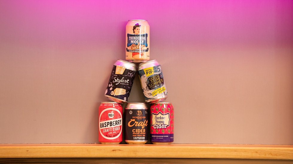 'Super 6 Series' - Cider Loverz