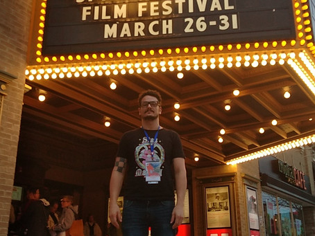 """Flowers"" wins an Award in 57th Ann Arbor Film Festival"
