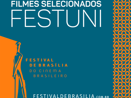 """Flowers"" in II FESTUNI at 51º Festival de Brasília do Cinema Brasileiro."