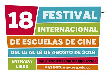 "Uruguay , here we go... ""Flowers"" in 18th International Film School Festival!"