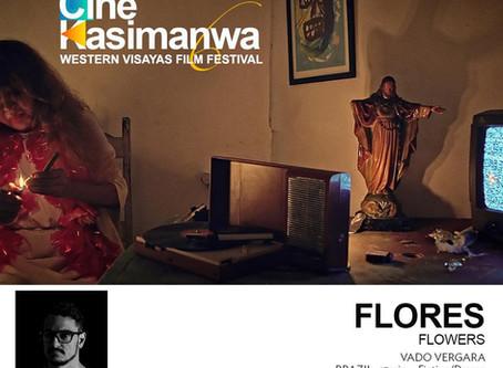 """"""" Flowers"""" in the 6th CineKasimanwa: The Western Visayas Film Festival"""
