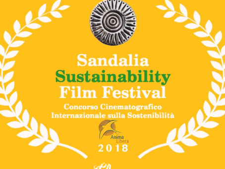 """""""Flowers"""" on a sustainability festival in Italy!"""