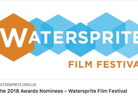 "Big News! ""Flowers"" in Watersprite: The Cambridge International Student Film Festival"