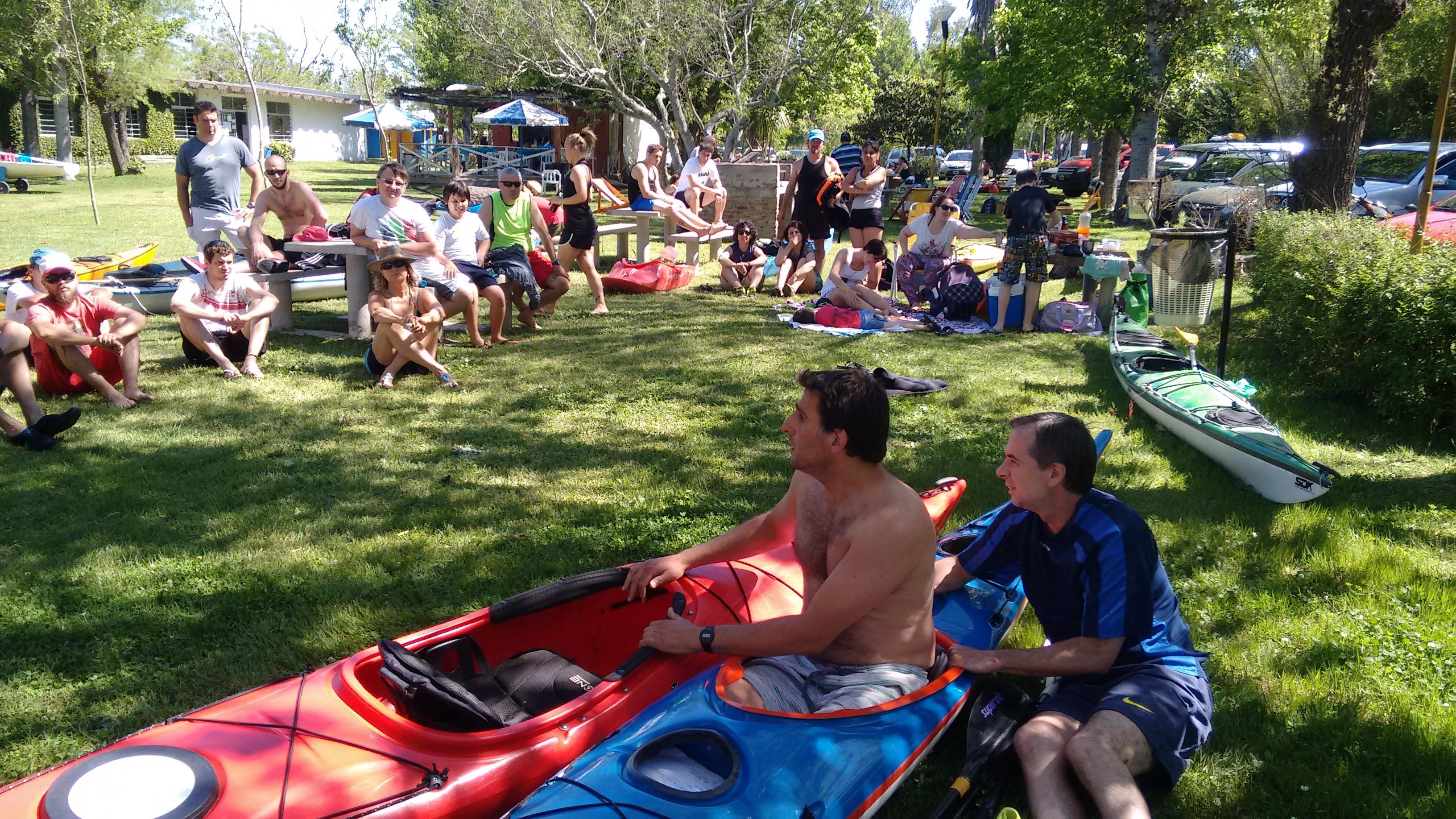 Clínica de Kayak