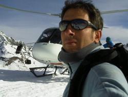 Nico Curia Heli Ski