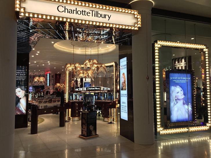 Cosmetic Retail - Digital Store Windows - Charlotte Tilbury 1.JPG