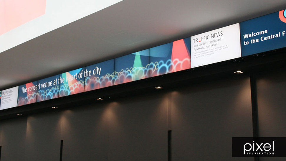 Hospitality - in-store diital media - Manchester Central 1.jpg
