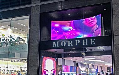 Cosmetics Retail - Digital Store Windows
