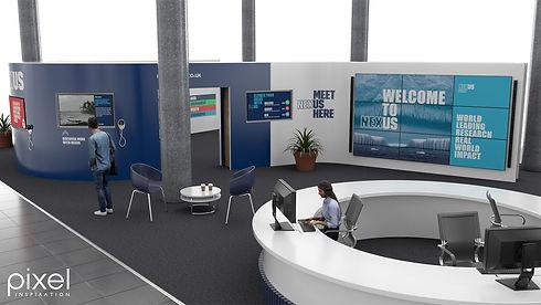 Nexus Leeds - University of Leeds conceptualisation