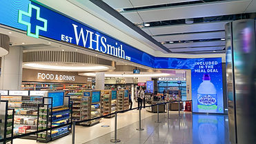 Retail - In-store Digital Media - Heathr