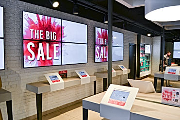 Retail - In-store Digital Media - Argos