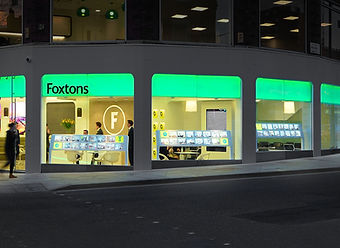 Estate Agents - Digital Store Windows -