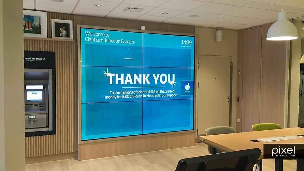 Banking - In-store digital media - Lloyds Bank - Clapham.jpg