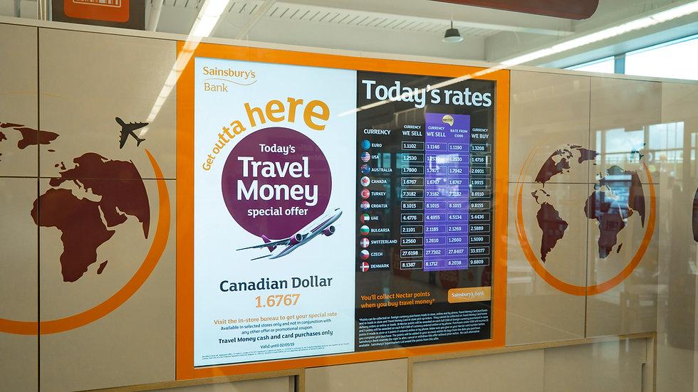 Travel Agents - Digital Rateboards - Sai